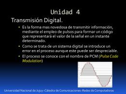 Presentación U4 Redes de Computadoras
