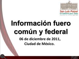 propuesta del gobernador Fernando Toranzo Fernández