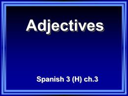 Adjectives_sp3H
