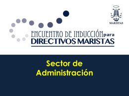 Inducción Directivos 2014_admon