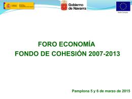 Fondo de cohesión