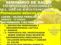 02-Vacio-existencial - Iglesia Adventista del Séptimo Día