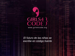 maker camp - Girls4Code