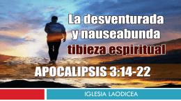 Slides_Apocalipsis 7 iglesias_Laodicea