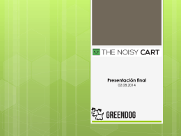 The Noisy Cart