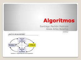 Algoritmos (742733)