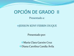 Proceso - Profesor Jeisson Keny Ferrìn