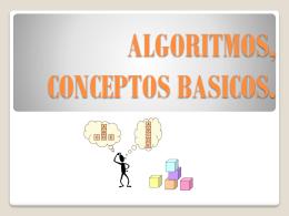 Algoritmos - INFO.10-PYA