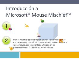Reproducir la presentación con diapositivas