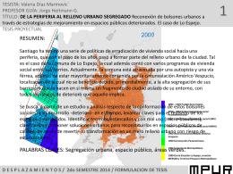 Valeria-DÃaz-M-2 - Magíster en Proyecto Urbano