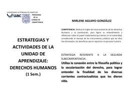 Diapositiva 1 - Universidad Autónoma de Campeche