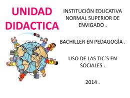 UNIDAD DIDACTICA (222692)