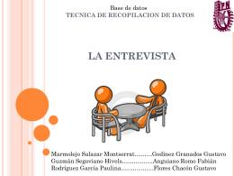 LA ENTREVISTA - base-8am1