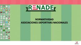 Federaciones - Centro Nacional de Información y Documentación