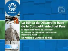 Ponencia Entregada Dr. Mariano Gamboa