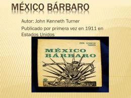 MÉXICO BÁRBARO (226636)