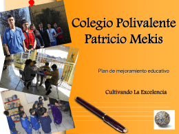 PME - colegiopatriciomekis.cl