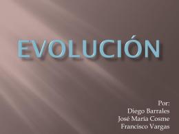 evolución - Eticabiologica