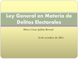 Presentación Ley General en Materia de D[...]