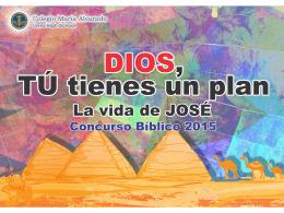 Presentación PPT del Concurso Bíblico