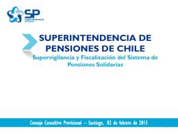 Presentación de PowerPoint - Consejo Consultivo Previsional