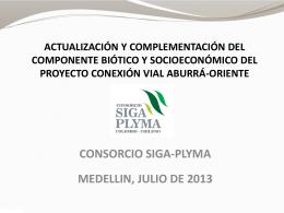 ACTUALIZACIÓN Y COMPLEMENTACIÓN DEL COMPONENTE