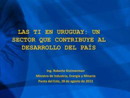 Las TI en Uruguay