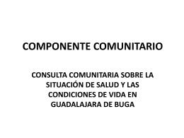 ASIS COMUNITARIO