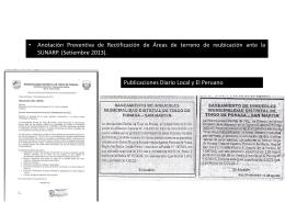 ESTIMACIONES DE RIESGOS-GORESAM