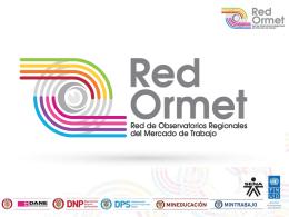 Descargar Red_Ormet - Comunidad Red de servicio público de