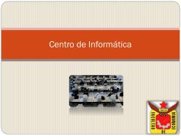Centro de Informática - Facultad de Economía