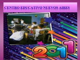 Proyecto de aula - Red de Educadores de Lenguaje de Córdoba