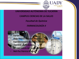 nevirapina - Universidad Autónoma de Yucatán