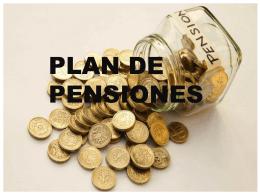 Plan de pensiones - Colegio Cooperativa San Saturio