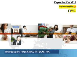 Introducción - capacitación