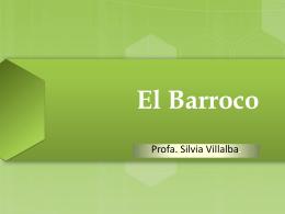 El baroco 6to a (5811220) - literatur-arte