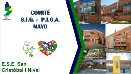 Comite SIG-SGA Mayo