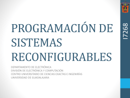 PPT1 - Clases CUCEI