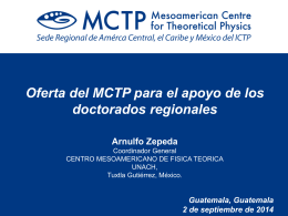 PresentacionMCTP2Septiembre2014