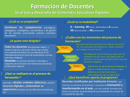 Docentes - Campus Virtual