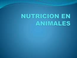 NUTRICION EN ANIMALES (1897576)