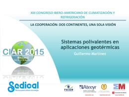 CIAR 2015 - Sedical