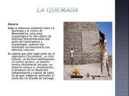 La quemada - turismomexicanoequipo2esca