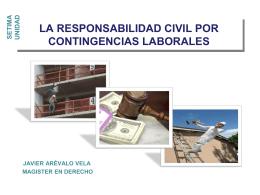 7 unidad.- responsabilidad civil por
