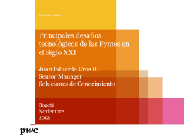 Principales desafíos a los que se enfrentan las Pymes en Colombia