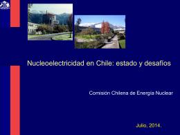 Descargar - Comisión Chilena de Energía Nuclear
