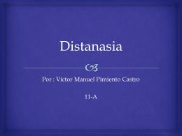 Distanasia