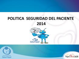 Descargar el programa Presentación Política