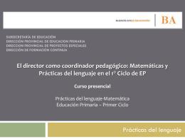 Anexo I. Presentación del curso - CIIE Patagones ::: BIENVENIDOS!!!