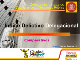 5 - Delegación Iztacalco